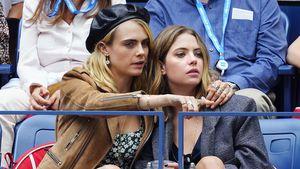 Verwirrender Post: Sind Cara Delevingne und Ashley getrennt?