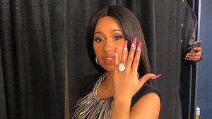 Mit Protz-Klunker: Cardi B bekommt Heiratsantrag auf Bühne