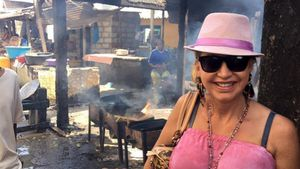 Carmen Geiss shoppt im Slum