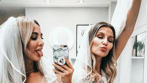 Hochzeits-Alarm: Diese zwei Influencer-Besties sagen Ja!