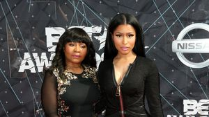 """""""Ein Segen"""": Nicki Minajs Mutter Carol gratuliert zur Geburt"""