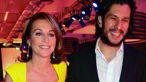 Francisco Medina und Caroline Beil