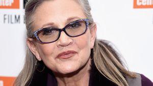 """Nach Carrie Fishers Tod: """"Star Wars""""-Dreh war """"schwierig""""!"""