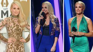 Bei den CMA-Awards: Carrie Underwood trägt zwölf Outfits!