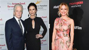 Michael Douglas und seine Frau zollen Kelly Preston Tribut