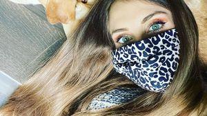 Sorge um Ludwig: Deshalb designt Cathy Hummels Masken