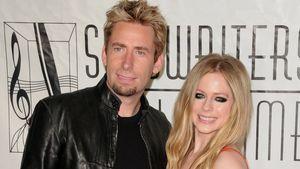 Avril Lavigne vergaß 1. Begegnung mit Chad Kroeger