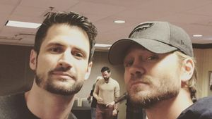 Chad Michael Murray und James Lafferty