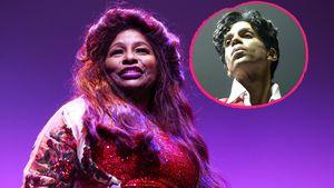 Chaka Khan: Prince' Tod half ihr, ihre Süchte zu bekämpfen!