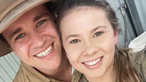 Bindi Irwin macht Ehemann Chandler rührende Liebeserklärung