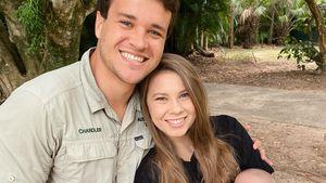 Vier Monate nach Geburt: Ist Bindi Irwin wieder schwanger?