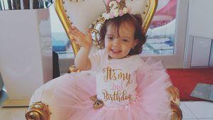 Im passenden Outfit: Chanel Nicole feiert 2. Geburtstag!