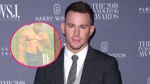 Ziemlich sexy: Channing Tatum präsentiert seinen Muskel-Body