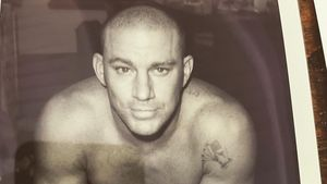 Sexy! Dieses Pic hat Channing Tatums Tochter (8) geknipst