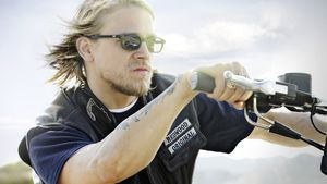"Charlie Hunnam in ""Sons of Anarchy"""