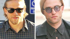 Robert Pattinson und Charlie Hunnam