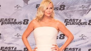 "Charlize Theron bei der Premiere von ""Fast and Furious 8"" in Berlin 2017"