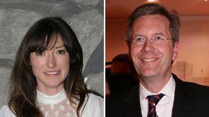 Christian Wulff und Charlotte Roche