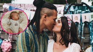 Ein Mädchen! YouTuber Cheng Loew und Ehefrau sind Eltern