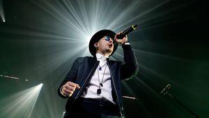 Chester Bennington, Sänger