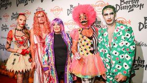 Natascha Ochsenknecht: So gruselig war ihre Halloween-Party!