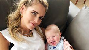 Chiara Ferragni feiert Sechsmonatiges von Baby-Boy Leone!