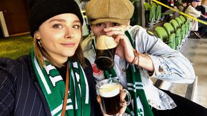 Brooklyn Beckham & Chloë Moretz: 1. Liebes-Comeback-Pic!