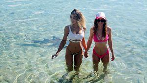 Hai-Alarm: Fans geschockt von Chloe Lattanzis Bikini-Foto