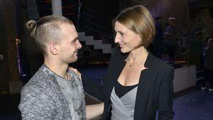Chris (Eric Stehfest) und Rosa Lehmann (Joana Schümer)