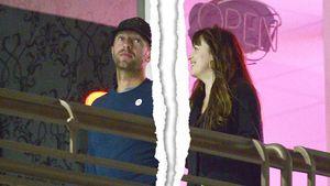 Nur Gerücht? Chris Martin und Dakota sollen getrennt sein!