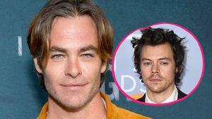 """""""Wirklich beeindruckt"""": Chris Pine schwärmt von Harry Styles"""