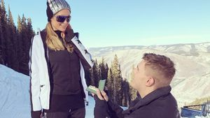 Zum Dahinschmelzen: Süßes Video von Paris Hiltons Verlobung!