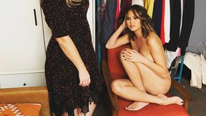 "Chrissy Teigen am ""Sports Illustrated""-Pressetag"