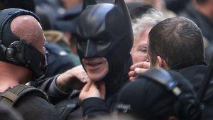 Christian Bale: Klaustrophobie im Batman-Kostüm