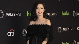 "Christian Serratos bei einer ""The Walking Dead""-Präsentation in Los Angeles"