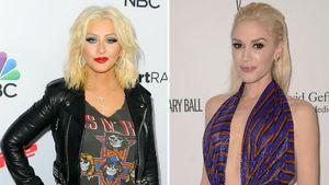 Christina Aguilera nimmt Gwen Stefani in Schutz