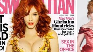 Cover-Ladys: Christina Hendricks vs. Selena Gomez