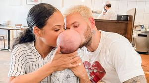Ein Monat alt: Christina Milian postet süßes Foto mit Kenna