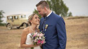 """Passt es bei """"Hochzeit auf ersten Blick""""-Christina & Marcel?"""