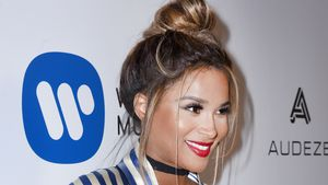 Ciara bei der Warner Music Group Grammy Party in Los Angeles