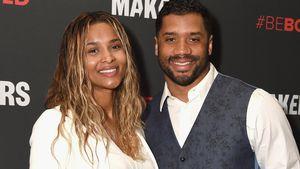 Ciara und Ehemann Russel Wilson bei der Makers Conference 2017
