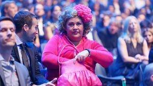 Cindy aus Marzahn beim deutschen Comedy Preis 2015 in Köln