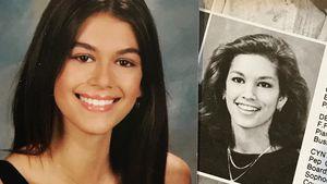 Hammer: Tochter Kaia sieht aus wie Mama Cindy Crawford 1982!