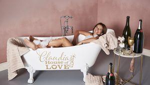 Recycelt: Claudia Oberts Flirtshow in Promi-BB-Haus gedreht