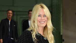 "Model Claudia Schiffer wird zur ""Woman of the Year"" gekürt"