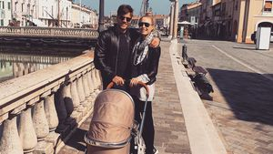 Mit Baby quer durch Europa: Alena Gerber im Mama-Himmel!