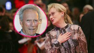 Politik-Zoff: Darum ist Meryl Streep böse auf Clint Eastwood