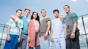 """Club der roten Bänder""-Cast 2016"