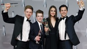 Deutscher Fernsehpreis: Das sind die glücklichen Gewinner!