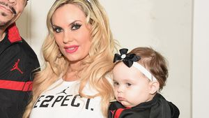 Mit 15 Monaten: Coco Austin stillt Töchterchen Chanel noch!